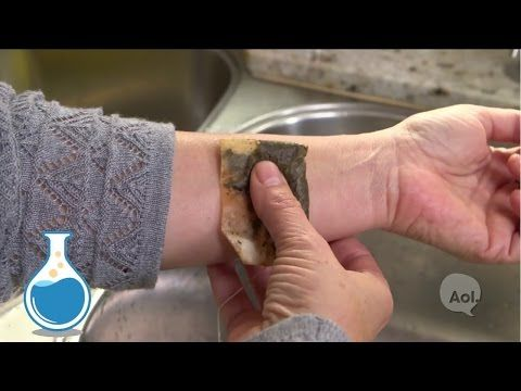 WATCH: She Places A Used Tea Bag On Her Skin. It Seems Strange At First, Until She Explains Why [MOBILE VIDEO]