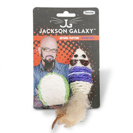 22 best images about the cat 39 s meow on pinterest bottle for Jackson galaxy cat toys
