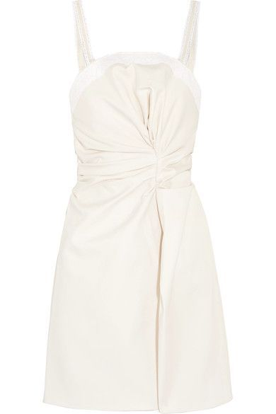 The Little White Dress for Summer - Notes From A Stylist