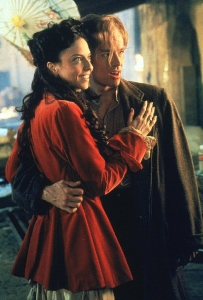"Spike and Drusilla (Buffy the Vampire Slayer): ""For over a century we cut a swath through continents. A hundred years, she never stopped surprising me."""