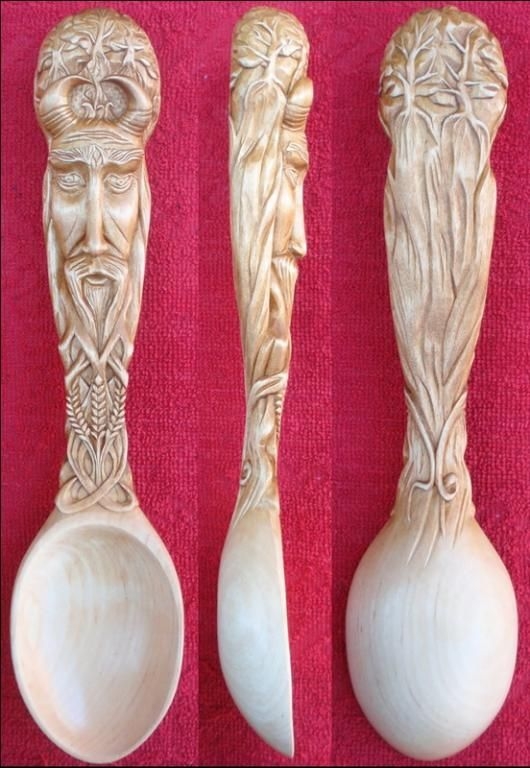 Best images about wood carving spoons and similar on