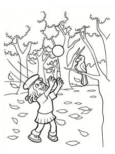 17 Best images about coloriage automne on Pinterest