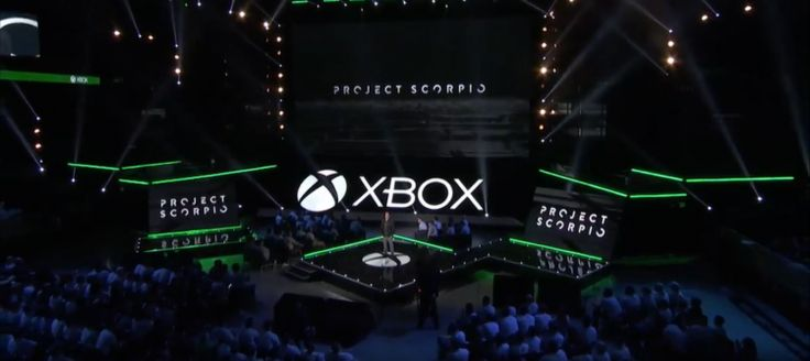 Field in View: Microsoft Just Added Another Layer To The Project Scorpio VR Mystery