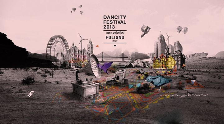Dancity Festival #iloveideas