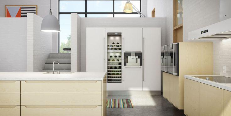 Kjøkken i tre | Minimalistisk luksuskjøkken fra uno form