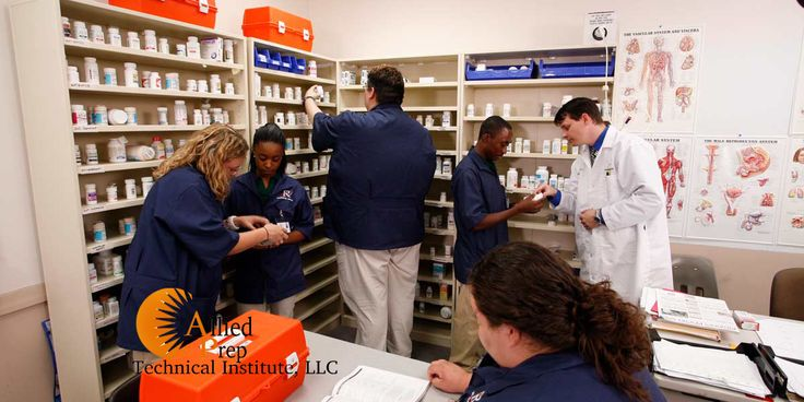 Take online school for easy pharmacy technician course