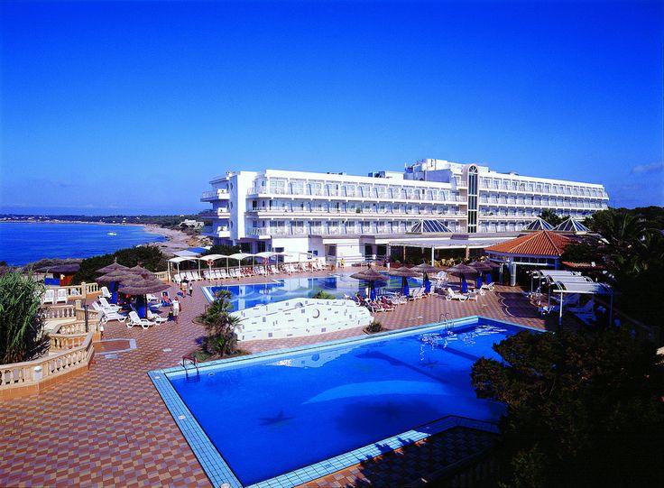 Insotel Hotel Formentera Playa. General View.