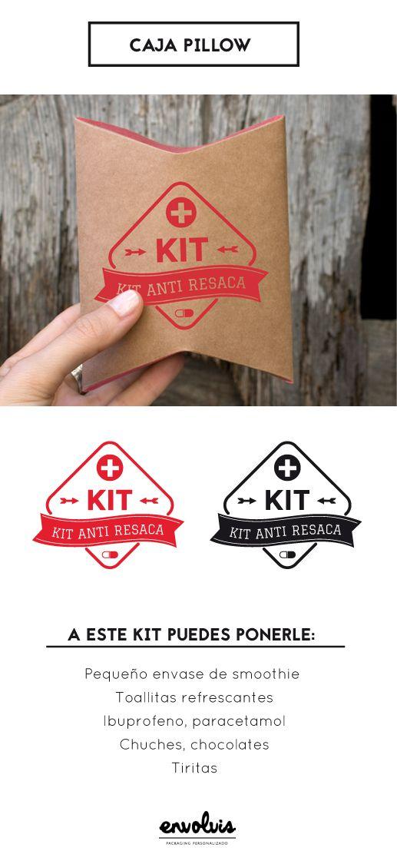 Nada mejor que un kit anti resaca para entregarle a los invitados de tu boda al…