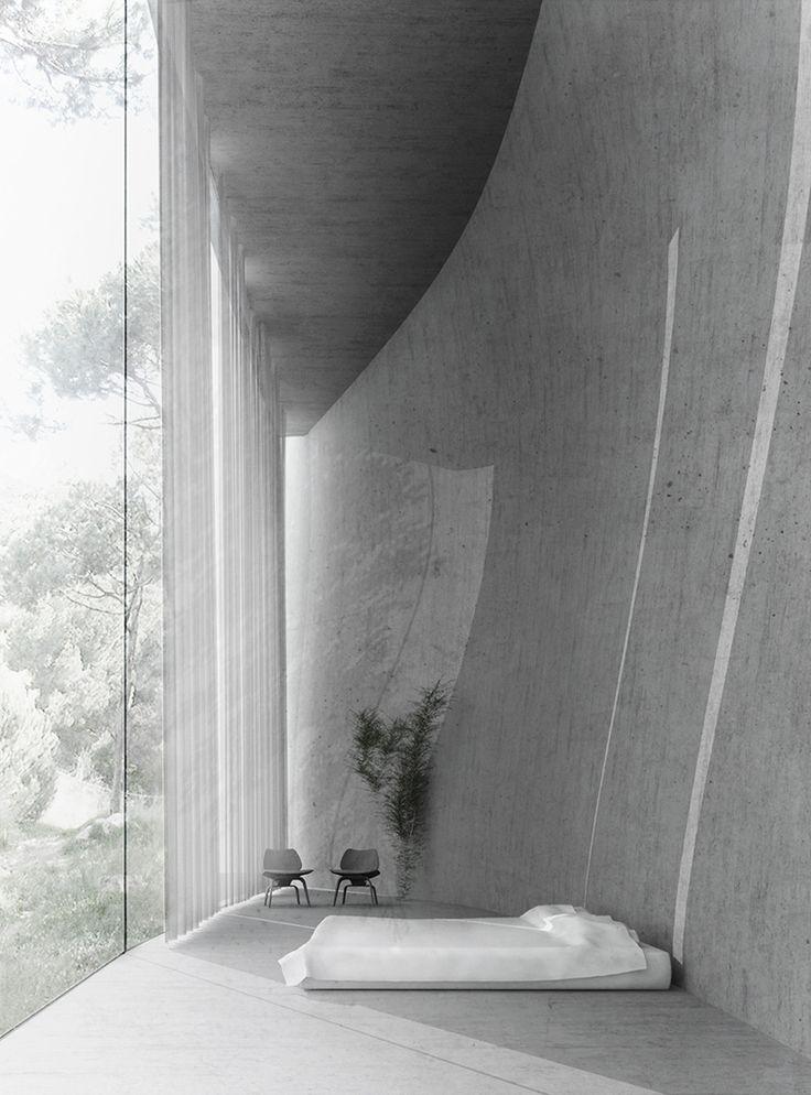 House in a Forest / Paul Kaloustian