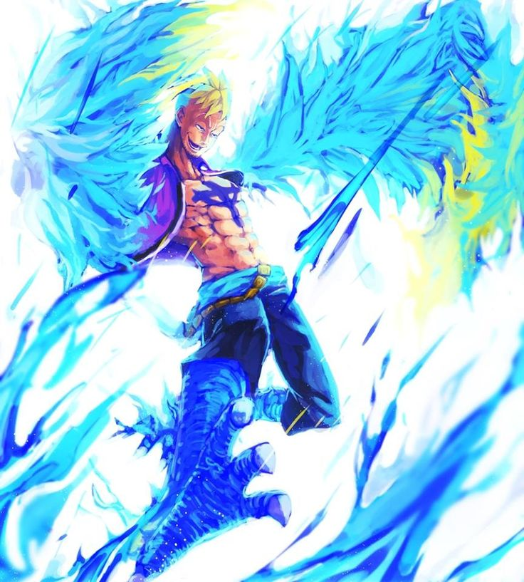 Marco, El Fenix | Anime | Pinterest | Devil, Love this and Phoenix