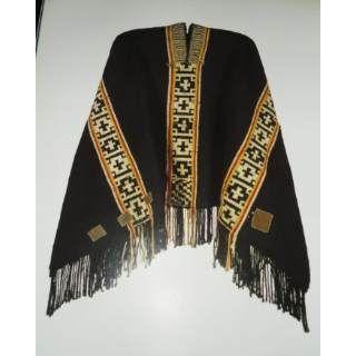 Mapuches Del Neuquen - (Fabric)