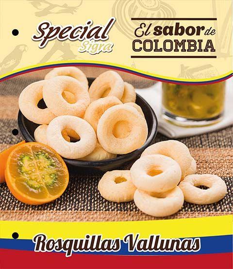 Rosquillas Vallecaucanas #OrgullodeCali