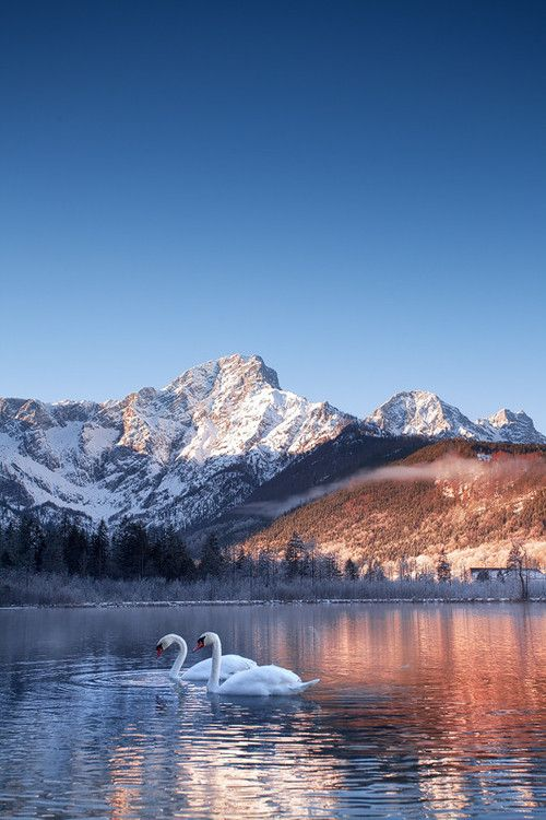 Almsee, Austria (Georg Essl)