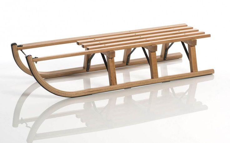 Sportolino Angebote Sirch Davoser Schlitten Buche (Länge: 110 cm, buche lackiert 3 Bockstützen ): Category:…%#Quickberater%