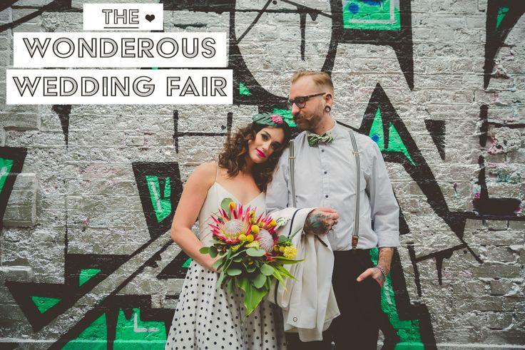 The Wonderous Wedding Fair, Portsmouth OCTOBER 28 @ 11:00 AM - 3:00 PM.