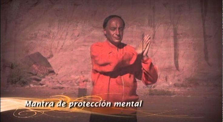 Día 7. Curso de Meditación. Reiki Sin Fronteras. Mantra de protección - YouTube