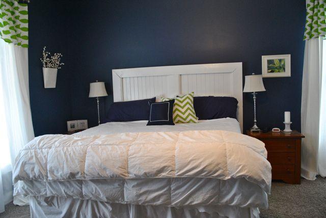 indigo navy blue bedroom 7 best SW Indigo Batik images on Pinterest   Color