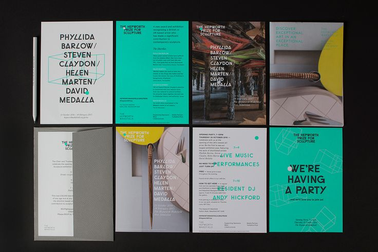 The Hepworth Prize for Sculpture on Behance