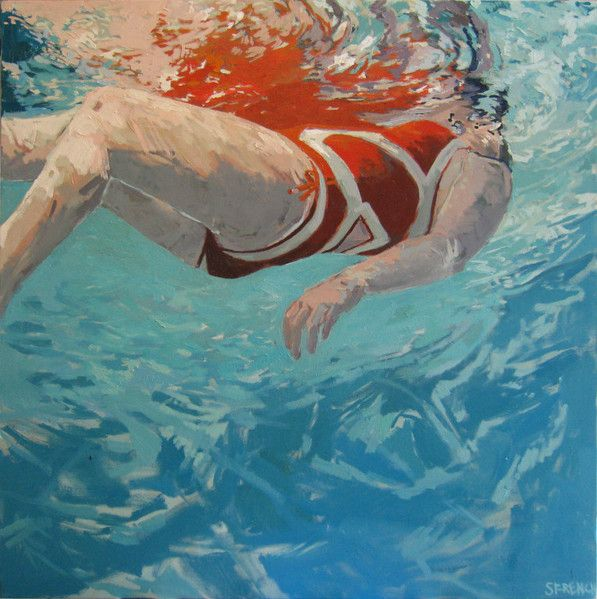 Paintings - Samantha French