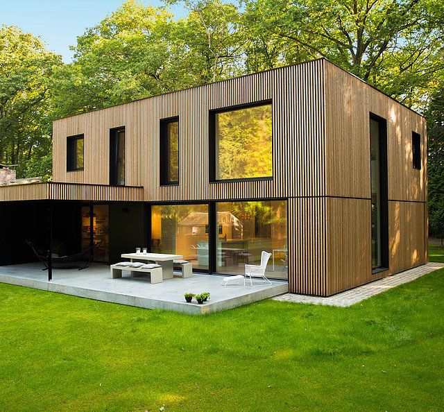 VRV Architecten | P17 Woning Kalmthout