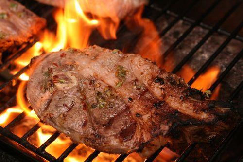Lamb Loin Chops on Pinterest | Loin Chops, Lamb and Grilled Lamb Chops ...