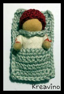 Kreavino Zaubersäckchen Dye Häkeln Crochet Knitting Yarn Und