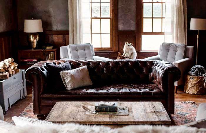 Kolme rustiikkista kotia - Three Rustic Homes Ensimmäinen koti on kaunis ja kodikkaasti sisustettu maalaiskoti, toinen moderni englanti...