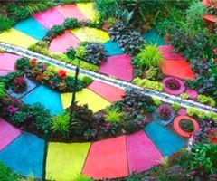 Cool Garden Ideas For Kids 119 best garden ideas images on pinterest | gardening, plants and home