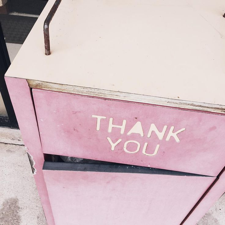 Note to self, when you go out of your way to take a photo of a trash can, folks will think you're crazy. #thankyou #whatev