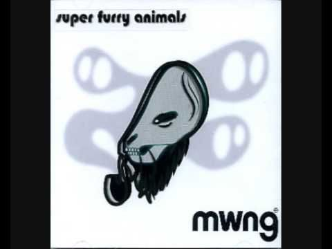 Ymaelodi Ar Ymylon - Super Furry Animals (Wales) from the album mwng. in Welsh.