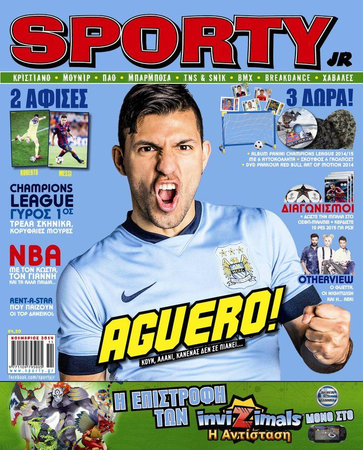 Sporty JR #November '14