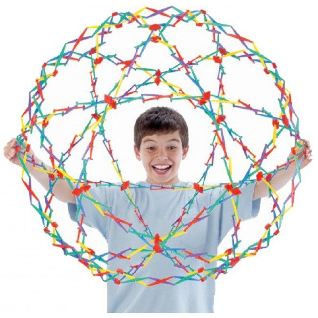 Hoberman - Original Sphere  #Entropywishlist #pintowin  I'm not sure if the kids or my husband would love this toy the most! Endless fun!