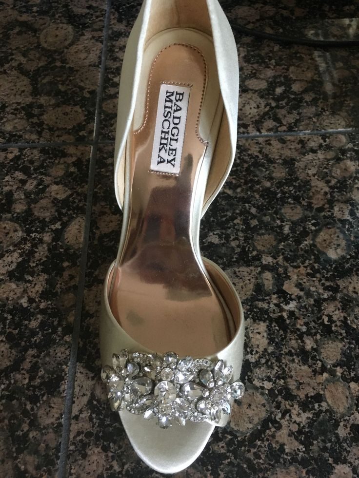 New Badgley Mischka Shoes, $65 | Bridal Accessories | Morgantown