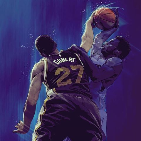 Utah Jazz | Rudy Gobert