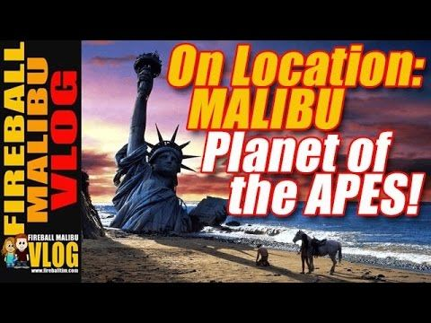 ON LOCATION PLANET OF THE APES! - FIREBALL MALIBU VLOG 602 FIREBALL'S BOOKS ON AMAZON! http://ift.tt/2faxJCq FIREBALL'S BLOG! http://ift.tt/12aPqeo FIREBALL MALIBU VLOG - Inspiring you to BREAKOUT! Do WHAT YOU LOVE and LOVE WHAT YOU DO! ON LOCATION #PLANETOFTHEAPES! - FIREBALL MALIBU VLOG 602 - Fireball and Ken head to a secret Malibu Car Show then hit Pt Dume to see where they filmed Planet of the Apes. The a funny wrap-up! THE VLOG STORE IS OPEN! Snag one of Fireball's new HATS & MUGS and…