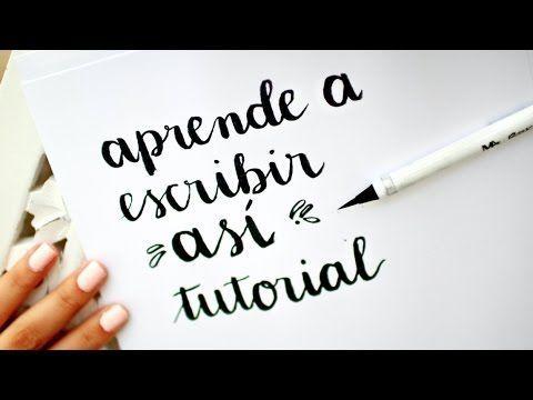 Cómo aprender a dibujar letras, paso a paso y de todos los estilos | Manualidades