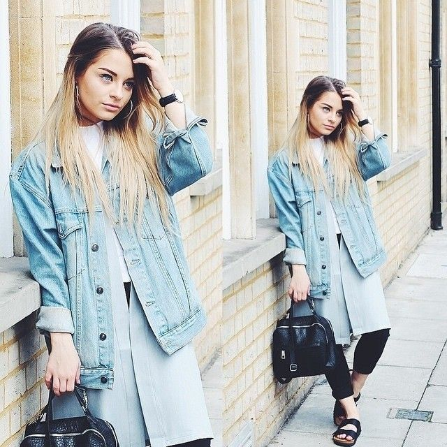 Summer vibes from fashion blogger Chloe Plumstead in the Birkenstock Womens Arizona Sandal