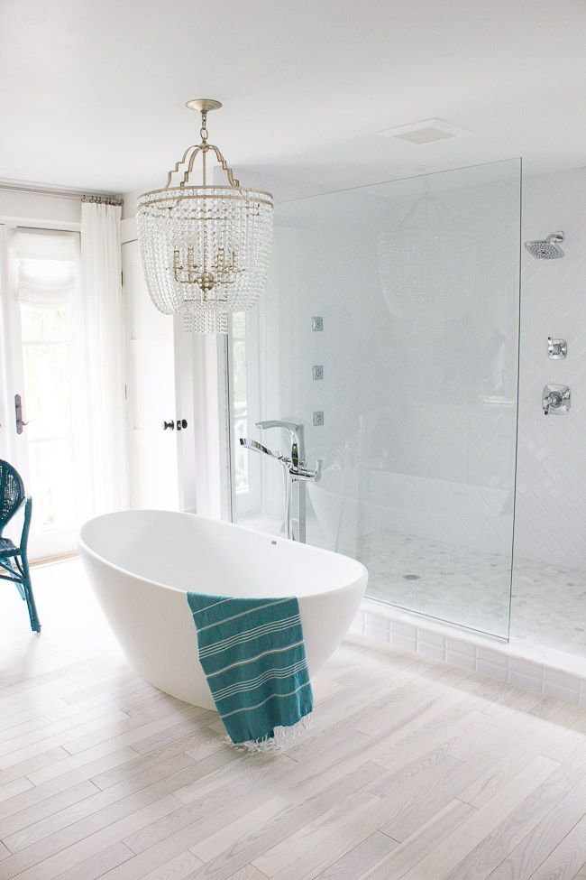 213 best images about in the press on pinterest soaking for Dream house master bathroom