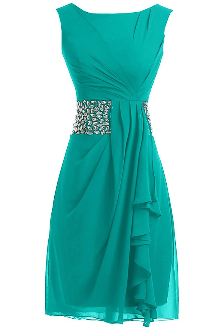 Sunvary 2015 Short Cocktail Dresses Mother of the Bride Dresses Chiffon | Amazon.com