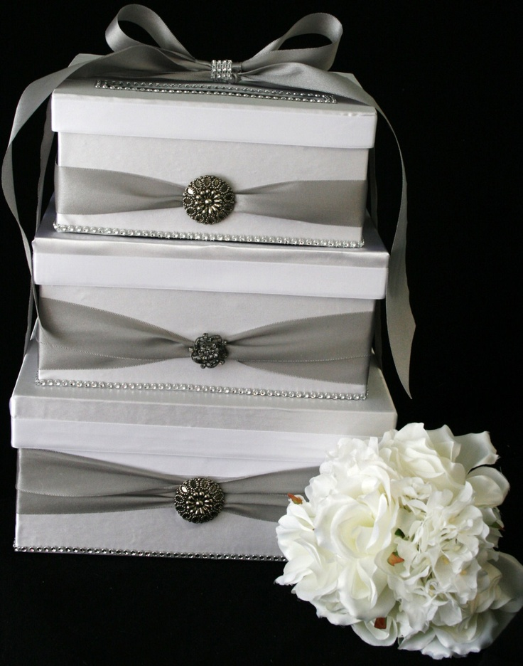 1000 images about wedding card boxes on pinterest wedding preparation fabric flowers and. Black Bedroom Furniture Sets. Home Design Ideas