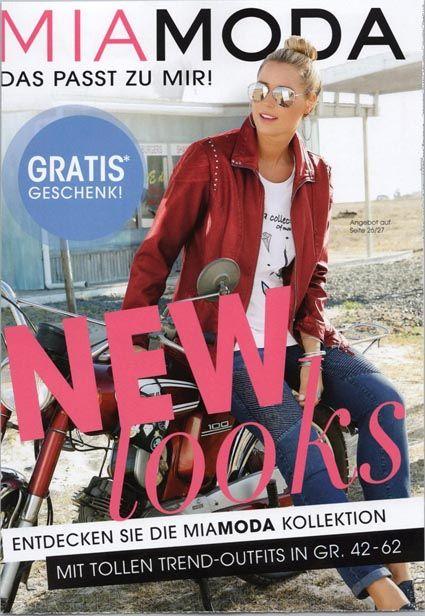 0ac09f11d0b Каталог одежды для полных модниц немецкого бренда Mia Moda осень-зима 18-19  (Часть 2)  plussize  curvy