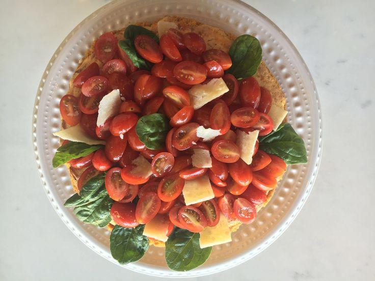 Cheese cake Salad