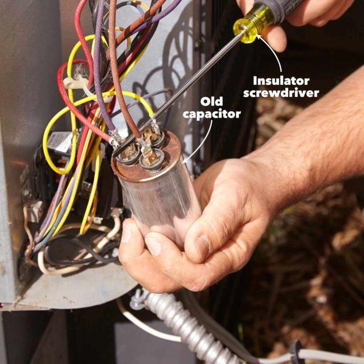 Air Conditioner Troublshooting and Repair Diy air