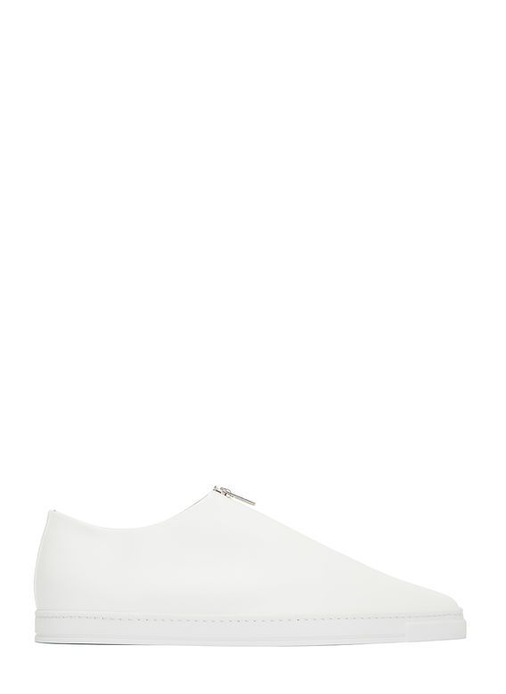 Women's Flats - Shoes | Discover Now LN-CC - Zip-Up Pointed Loafers