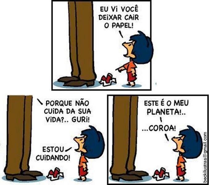 Armandinho é um personagem de quadrinhos criado em 2012 pelo agrônomo e publicitário Alexandre Beck. Trata-se de uma criança ingênua mas contestadora, que vivencia diversas situações consideradas n…