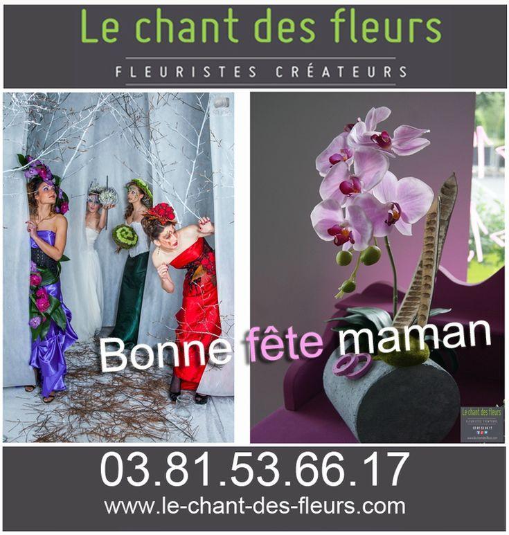fleuriste besancon le chant des fleurs à Franois vous souhaite une bonne fete des meres