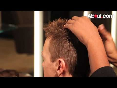 How to Make the Most of a Receeding Hairline - YouTube