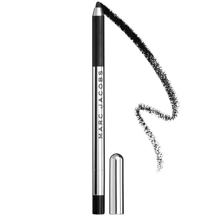 This is the blackest, most pigmented eyeliner I've ever used. It fills perfectly in between my lashes, draws an impossibly solid line, and lasts all day long! And, I never have to sharpen; when I need more liner, I just twist the bottom. -Stephanie K., Sr. Manager, Education - Kendo #Sephora #DailyObsessions