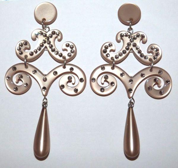 Gioielli aritigianali - Realizzazione gioielli | Linea Trendy - Gioielli fatti a mano | Orecchini Scontati