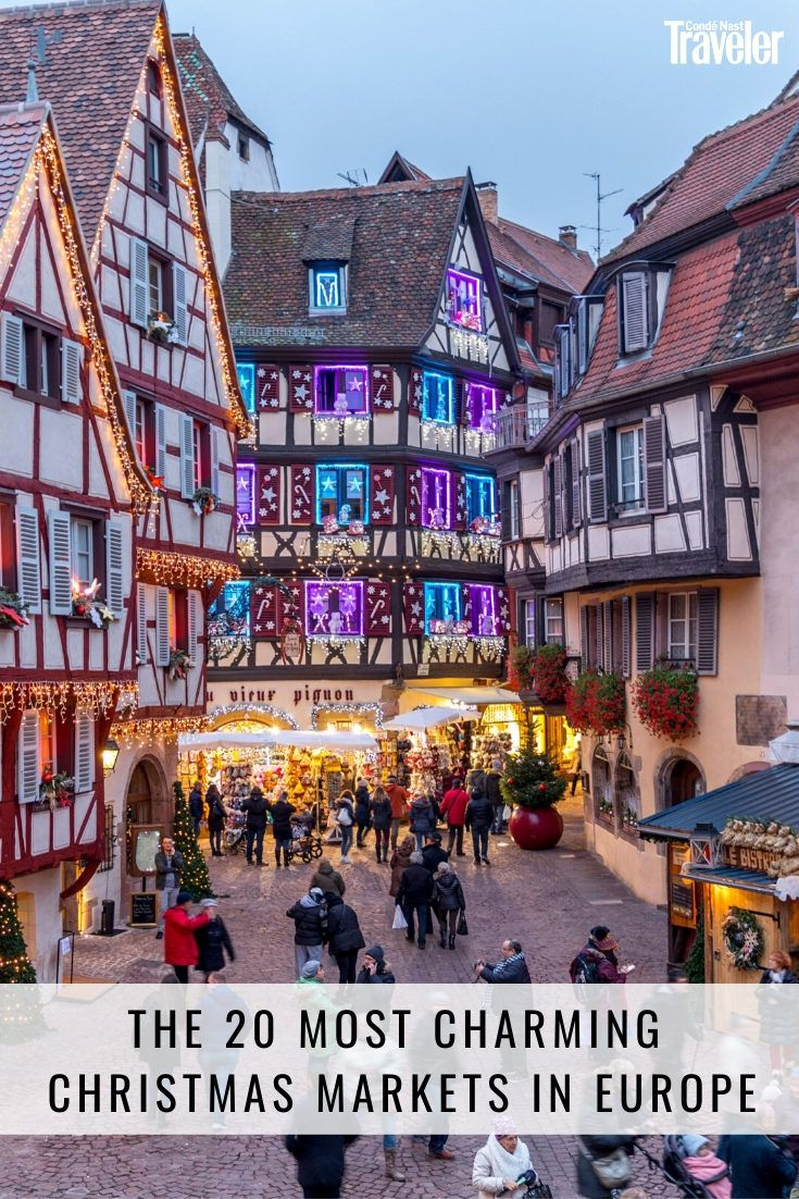 The Most Charming Christmas Markets in Europe in 2020